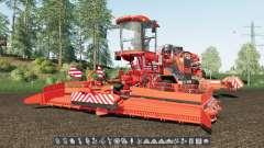 Holmer Terra Felis 3 multifruit&multicolor для Farming Simulator 2017