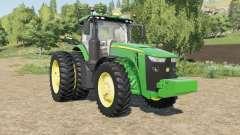 John Deere 8R-series american version для Farming Simulator 2017