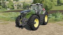 Fendt 1000 Vario body color choice для Farming Simulator 2017
