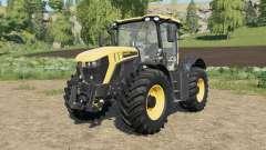 JCB Fastrac 4220 with engine configuration для Farming Simulator 2017