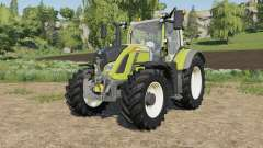 Fendt 700 Vario color choice для Farming Simulator 2017