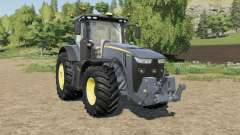 John Deere 8R-series colour choice для Farming Simulator 2017