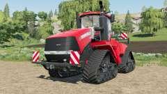Case IH Steiger Quadtrac few tweaks для Farming Simulator 2017