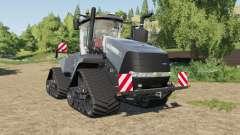 Case IH Steiger Quadtrac extra steering angle для Farming Simulator 2017