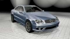 Mercedes-Benz CLK 55 AMG (C209) 2003 для BeamNG Drive