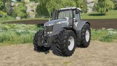 Massey Ferguson 7700 Michelin tires для Farming Simulator 2017