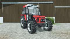 Zetor 7340 manual ignition для Farming Simulator 2013