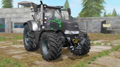 Case IH Puma 185〡200〡240 CVX Black Pantheᶉ для Farming Simulator 2017