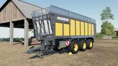 Joskin Drakkar 8600 three color options для Farming Simulator 2017