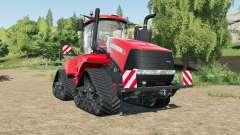 Case IH Steiger Quadtrac improved performance для Farming Simulator 2017