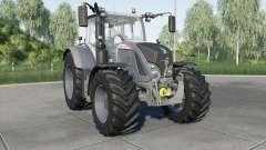 Fendt 700 Vario Michelin tires для Farming Simulator 2017