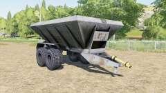 МВУ-8Б серовато-синий для Farming Simulator 2017