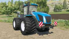 New Holland T9-series Ultra Wide Michelin для Farming Simulator 2017