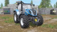 New Holland T6-series для Farming Simulator 2017