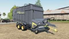 Strautmann Zelon CFS 2501 DO capacity increased для Farming Simulator 2017