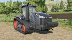 Challenger MT800E max speed 63 km-h для Farming Simulator 2017