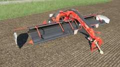 Kuhn Merge Maxx 902 faster operation speed для Farming Simulator 2017