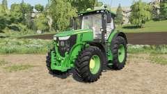 John Deere 7R-series added new front rims для Farming Simulator 2017