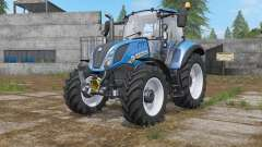 New Holland T5-series 150 hp для Farming Simulator 2017
