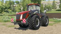 New Holland T9-series added Michelin&Mitas tires для Farming Simulator 2017