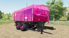 Kroger TKD 302 Snu-Edition для Farming Simulator 2017