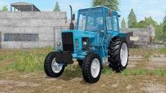 МТЗ-80 Беларус мощность 80 и 89 л.с. для Farming Simulator 2017