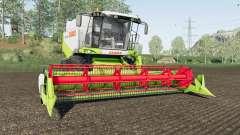 Claas Lexion 530 and S 600 для Farming Simulator 2017