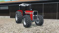 Massey Ferguson 299 VRT для Farming Simulator 2015
