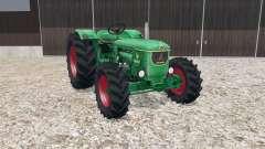 Deutz D80 munsell green для Farming Simulator 2015