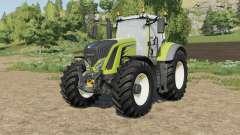 Fendt 900 Vario added cab extinguisher для Farming Simulator 2017