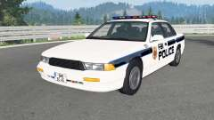 Gavril Grand Marshall FBI v1.6 для BeamNG Drive