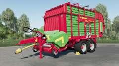 Strautmann Zelon CFS 2501 DO Michelin tires для Farming Simulator 2017