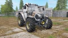 Lindner Lintrac 90 modified для Farming Simulator 2017