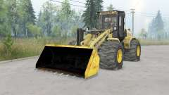 New Holland W170C 2011 для Spin Tires