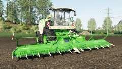 Krone BiG X 1180 wheel color changed для Farming Simulator 2017