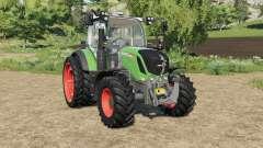 Fendt 300 Vario all engine config для Farming Simulator 2017