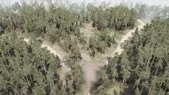 Сибирский лес 3 - Дорога на Байкал для MudRunner