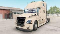 Freightliner Cascadia almond для American Truck Simulator