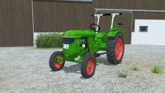 Deutz D 40S MoreRealistic для Farming Simulator 2013