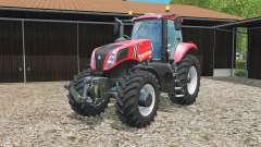 New Holland T8.435 Power Plus для Farming Simulator 2015