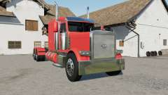 Peterbilt 379 new fuel tanks для Farming Simulator 2017