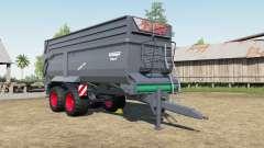 Krampe Bandit 750 capacity 100.000 liters для Farming Simulator 2017