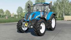 New Holland T5-series chip tuning для Farming Simulator 2017