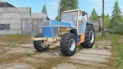 Zetor Crystal 12045 rich electric blue для Farming Simulator 2017
