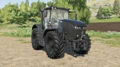 JCB Fastrac 8330 black для Farming Simulator 2017
