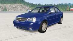 Chevrolet Lacetti 2005 для BeamNG Drive
