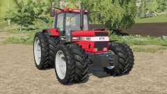 Case IH 1455 XL new twin tires для Farming Simulator 2017