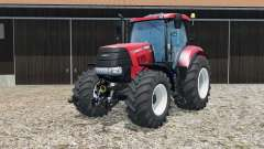 Case IH Puma 230 CVX new exhaust technology для Farming Simulator 2015