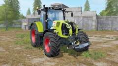 Claas Arion 600 для Farming Simulator 2017