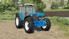 Ford 8340 125&145 hp для Farming Simulator 2017